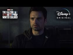 Hypothetical - Marvel Studios' The Falcon and The Winter Soldier - Disney+