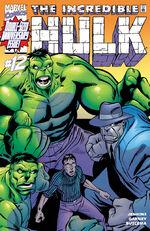 Incredible Hulk Vol 2