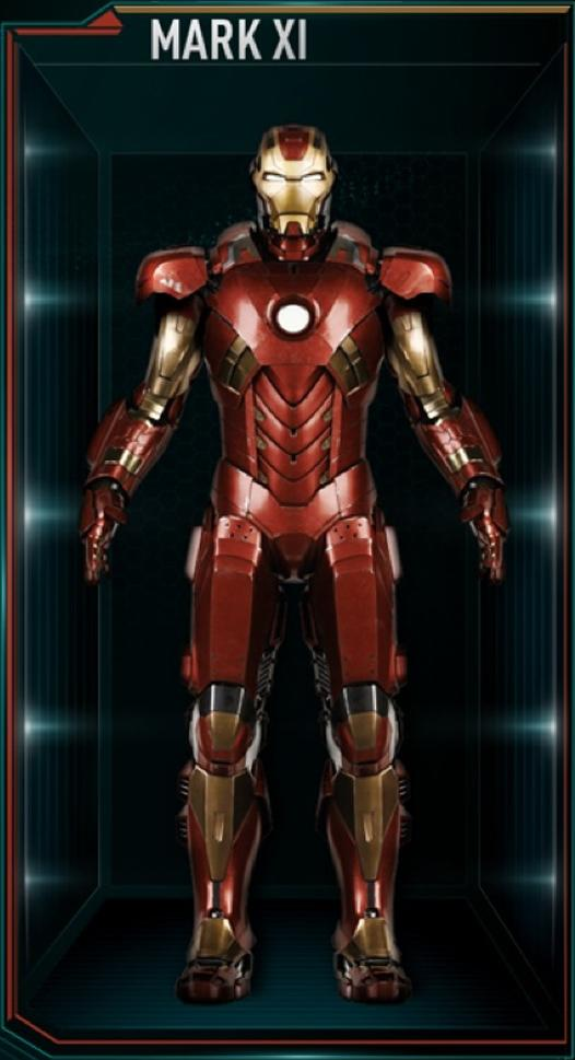 Iron Man Armor MK XI (Earth-199999)