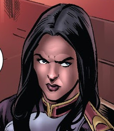 Jessica Drew (Earth-58163)