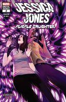 Jessica Jones Purple Daughter - Marvel Digital Original Vol 1 2