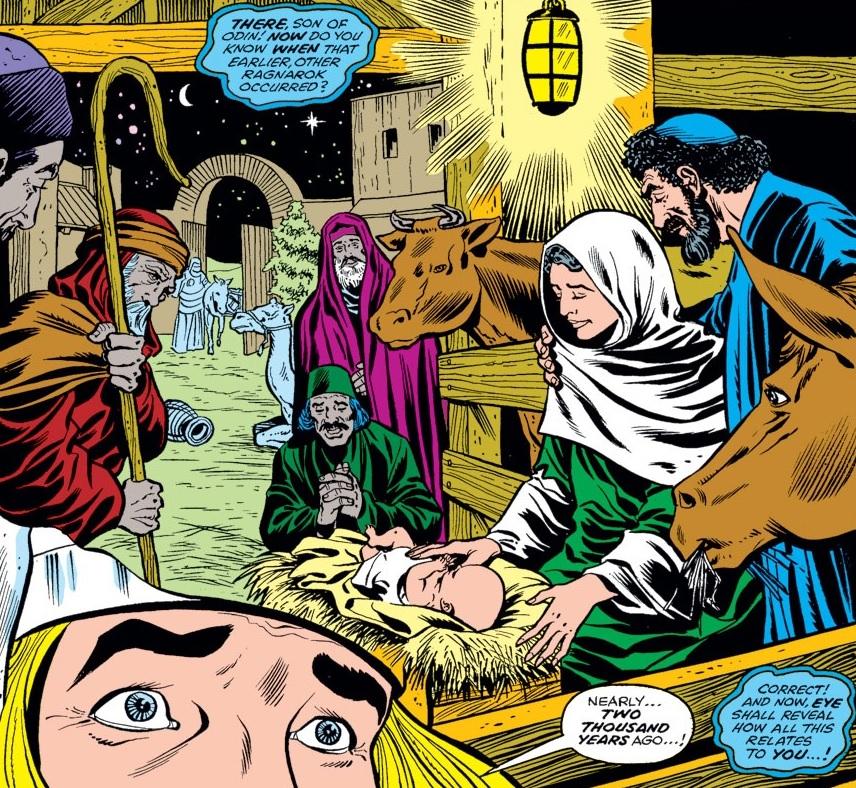 Joseph of Nazareth (Earth-616)