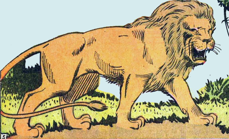King of All the Beasts (Earth-616)
