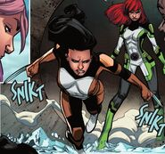 Laura Kinney (Earth-616) from Wolverine and the X-Men Vol 2 4 001