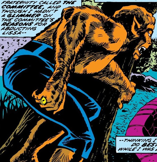 Lou Hackett (Earth-616)