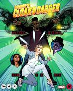Marvel's Cloak & Dagger poster 015