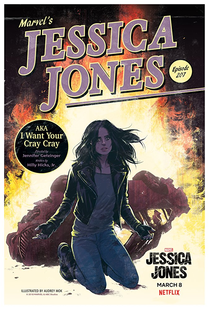 Marvel's Jessica Jones Season 2 7