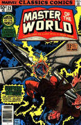 Marvel Classics Comics Series Featuring Master of the World Vol 1 1