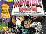 Marvel Classics Comics Series Featuring The Invisible Man Vol 1 1