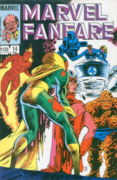 Marvel Fanfare Vol 1 14