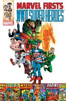 Marvel Firsts WWII Super Heroes Vol 1 1