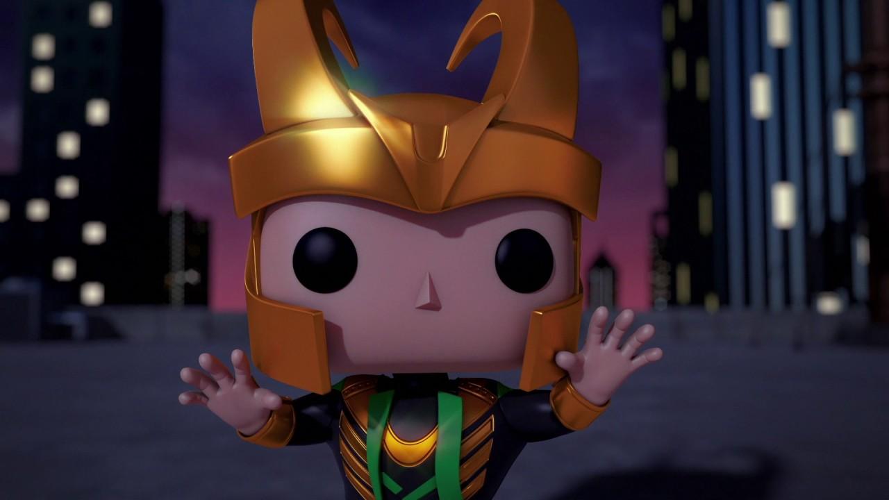 Marvel Funko Short Season 1 1