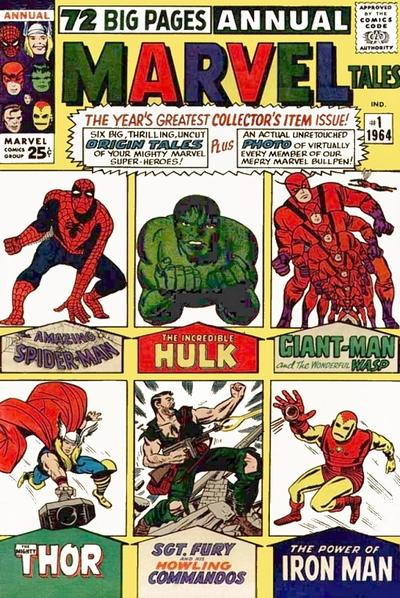 Marvel Tales Vol 2 1