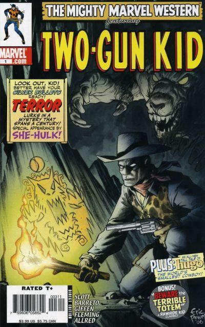 Marvel Westerns: The Two-Gun Kid Vol 1 1