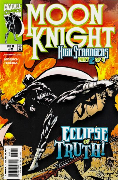 Moon Knight Vol 4 2