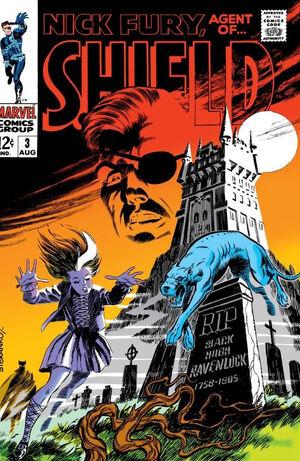 Nick Fury, Agent of SHIELD Vol 1 3.jpg