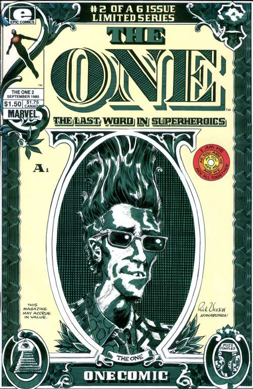 The One Vol 1 2