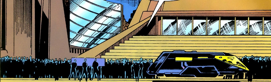 Panthers (Earth-928)/Gallery