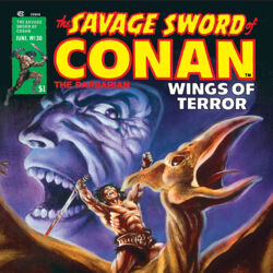 Savage Sword of Conan Vol 1 30