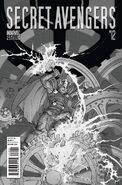 Secret Avengers Vol 1 12 Thor Goes Hollywood Variant