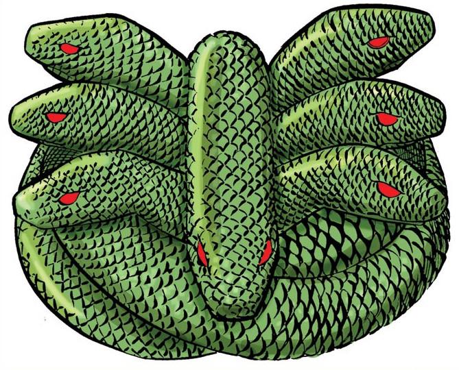 Serpent Crown