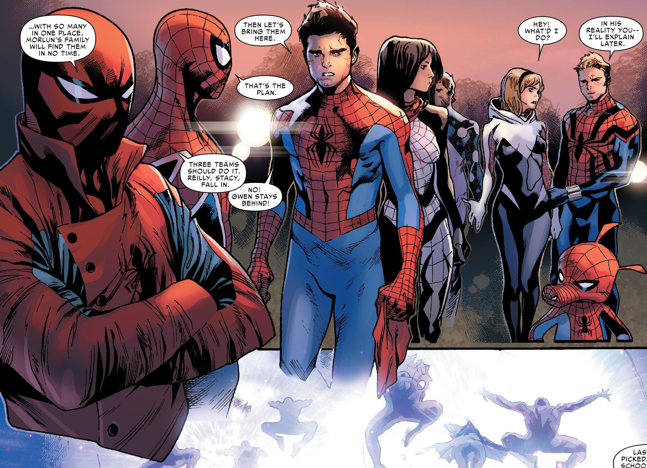 Spider-Army (Multiverse) from Amazing Spider-Man Vol 3 10 001.jpg