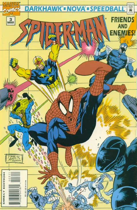 Spider-Man: Friends and Enemies Vol 1 3