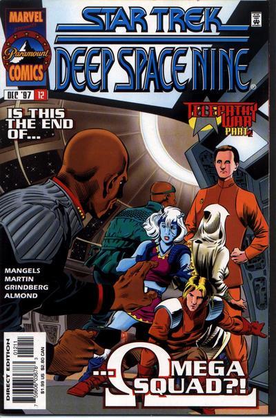 Star Trek: Deep Space Nine Vol 1 12