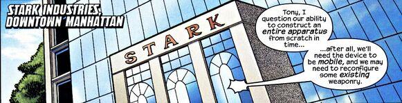 Stark Industries (Earth-312)