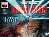 Tony Stark: Iron Man Vol 1 17
