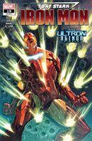 Tony Stark Iron Man Vol 1 19