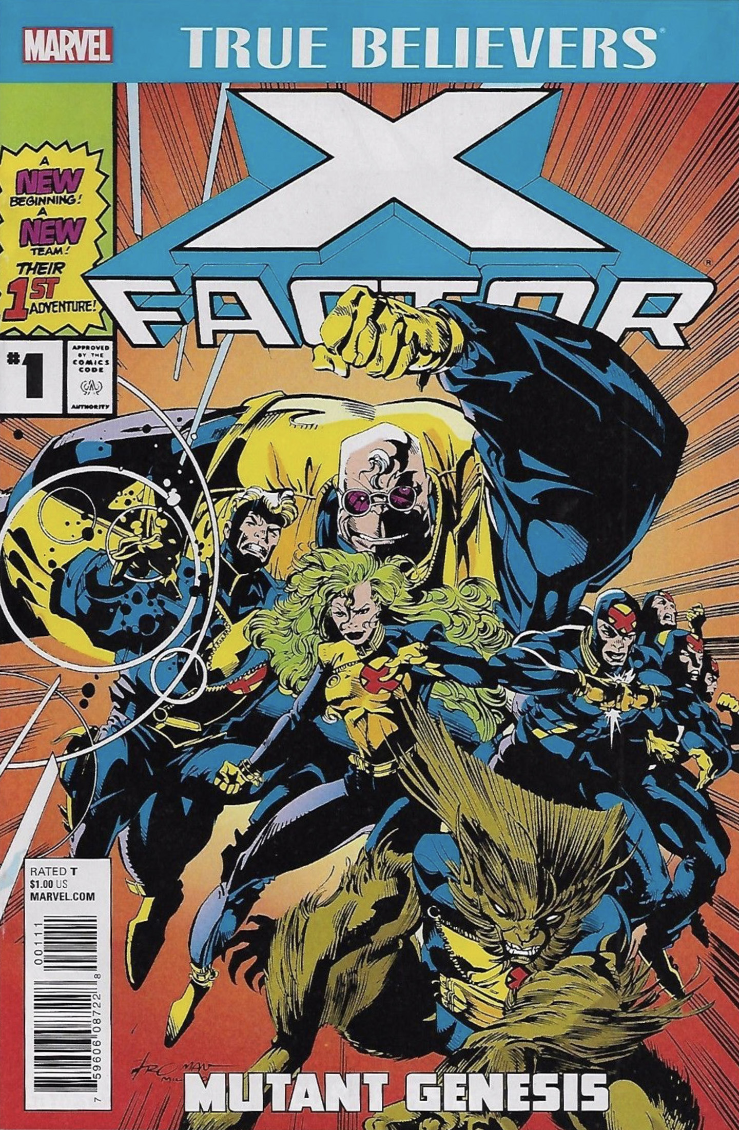 True Believers X-Factor - Mutant Genesis Vol 1 1.jpg