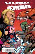 Uncanny X-Men Vol 4 5