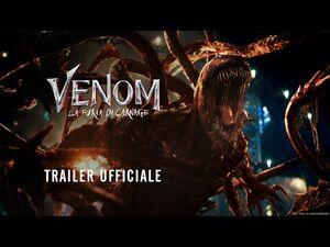 Venom- La Furia Di Carnage - Trailer ufficiale - In autunno al cinema