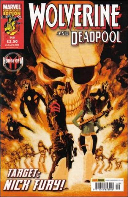 Wolverine and Deadpool Vol 1 149