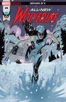 All-New Wolverine Vol 1 26