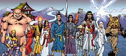 Amatsu-Kami from Thor & Hercules Encyclopaedia Mythologica Vol 1 1 0001.jpg