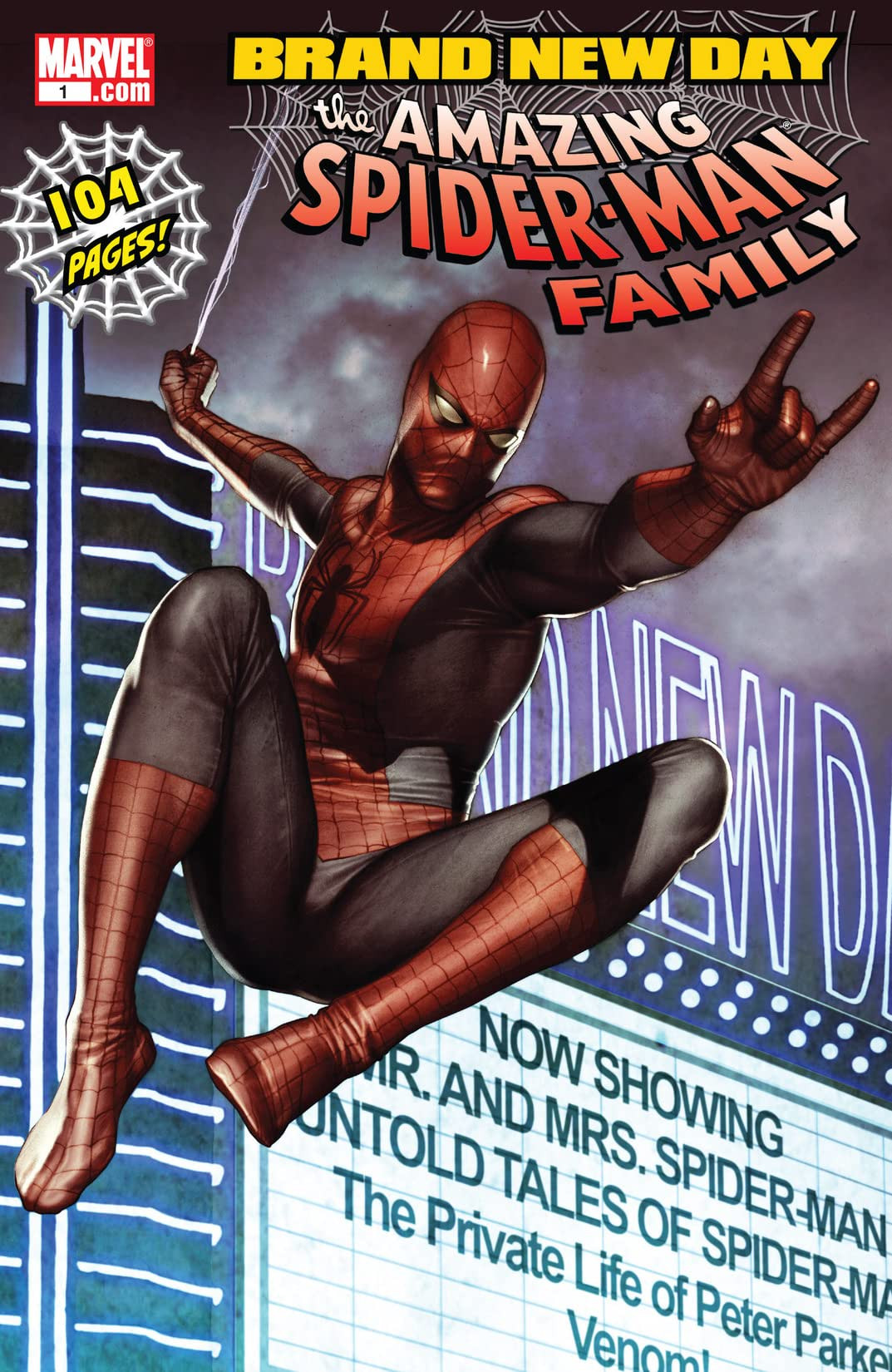 Amazing Spider-Man Family Vol 1