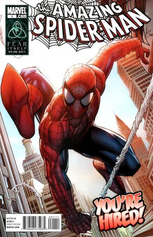 Amazing Spider-Man You're Hired! Vol 1 1.jpg