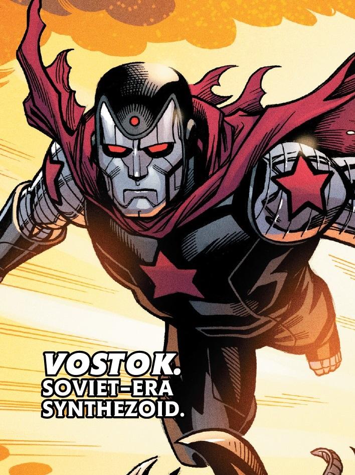 Vostok (Anatoly) (Earth-616)