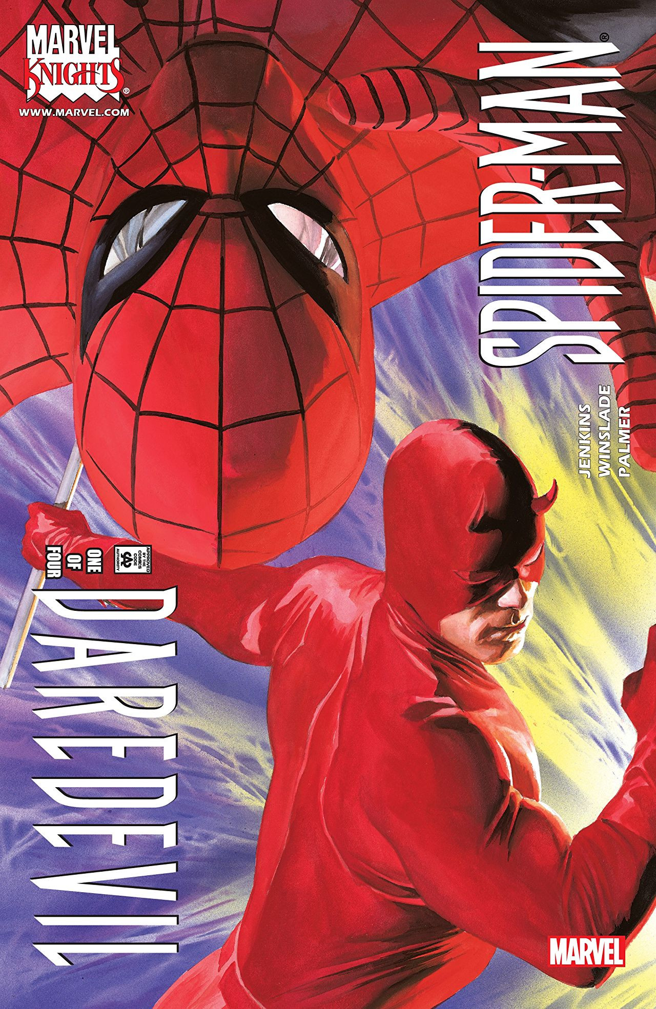 Daredevil/Spider-Man Vol 1 1