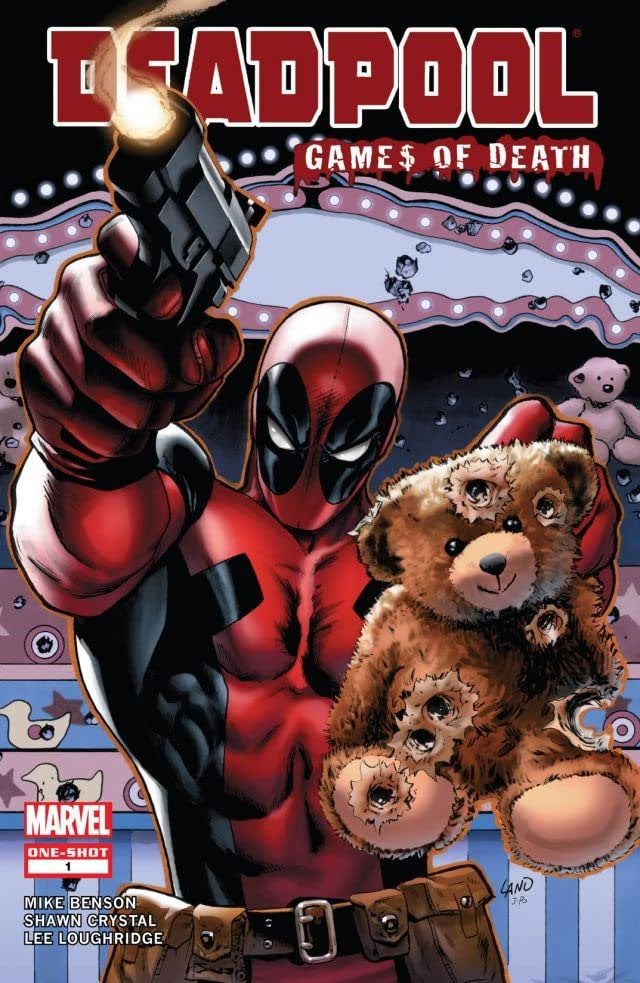 Deadpool: Games of Death Vol 1 1