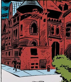 Doctor Druid's Sanctum from Secret Defenders Vol 1 15 001.jpg