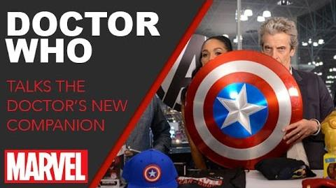 Doctor Who - Marvel LIVE! NYCC 2016