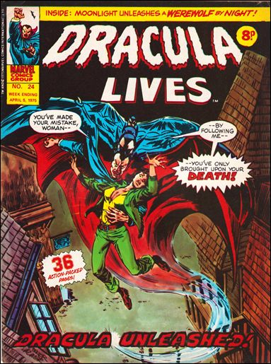 Dracula Lives (UK) Vol 1 24