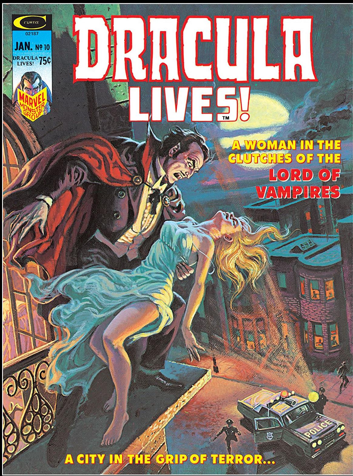 Dracula Lives Vol 1 10
