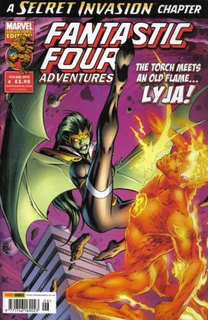 Fantastic Four Adventures Vol 2 6