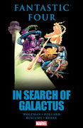 Fantastic Four In Search of Galactus Vol 1 1