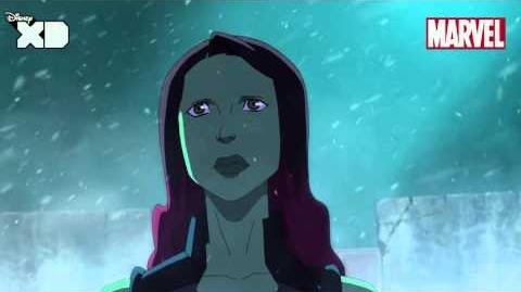 Marvel's Guardians of the Galaxy Shorts Season 1 3