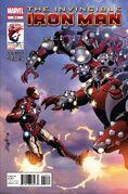 Invincible Iron Man Vol 1 514